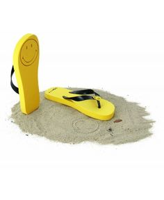 Smiley Beach slippers