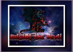kollinos: ΑBTICHRIST     RAISING   THE   DEVII