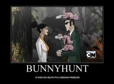 Bunnyhunt by Kurosu-kun.deviantart.com on @deviantART