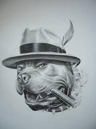 Image result for gangster artwork
