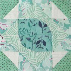Fabric Buffet - Block 34 The Splendid Sampler
