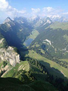 Hoher Kasten, Eastern Switzerland