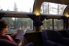 How to Apply for the Amtrak Residency for Writers