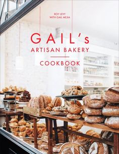 Gail's Artisan Bakery Cookbook   Roy Levy with Gail Meija https://www.amazon.co.jp/dp/0091948975/ref=cm_sw_r_pi_dp_x_7UX5ybABNMGBB