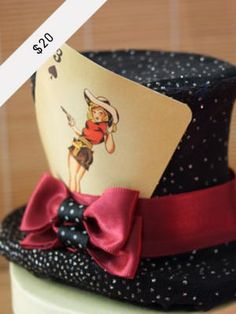 Marketplace: Mini top hat - Hat Classes | HAT ACADEMY | Millinery Creative Collective