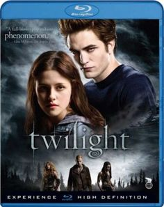 Blu-Ray: Twilight sága: Stmívání