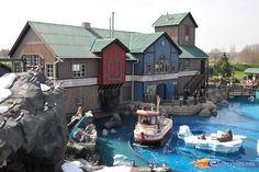 9/14 | Photo de l'attraction Whale Adventures Splash Tour située à @Europa-Park (Rust) (Allemagne). Plus d'information sur notre site http://www.e-coasters.com !! Tous les meilleurs Parcs d'Attractions sur un seul site web !!