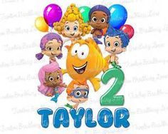 bubble guppies printable - Bing Images