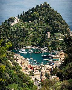 Portofino perfection. http://ift.tt/2acrXSZ