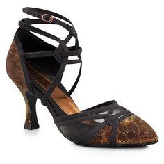 Capezio Brianna Social Dance Shoes BR211   Dancesport Fashion @ DanceShopper.com Ballroom Dance Shoes, Dancing Shoes, Social Dance, Salsa Dancing, Wedges, Sandals, Fashion, Moda, Shoes Sandals