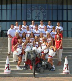 Alabama Cheerleaders  =D