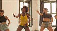 Luamworld: Sat Afternoon Vibe  Wanna see some real dance?