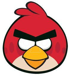 Angry Birds - Masques en Papier