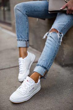 adidas originals sneakers met bloemen #zomer #witte
