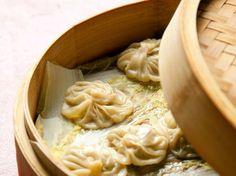 Shanghai Soup Dumplings (Xiao Long Bao)
