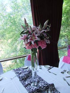 stargazer lily centerpieces weddings - Google Search