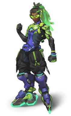View an image titled 'Lucio Character Art' in our Overwatch 2 art gallery featuring official character designs, concept art, and promo pictures. Game Character Design, Character Design Inspiration, Character Concept, Character Art, Concept Art, Star Citizen, Game Art, Science Fiction, Overwatch Wallpapers
