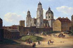 Ein neues Buch erzählt die Geschichte der Münchner Stadtbefestigung. Die AZ nimmt Sie mit auf eine faszinierende Zeitreise.  - Bild 1