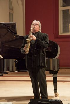 Saxophonist John Harle performing at St Gregory's Centre on day six of Sounds New Image: Peter Cook Peter Cook, Centre, News, Music, Fictional Characters, Image, Musica, Musik, Muziek