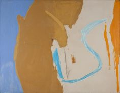 California (1959) by Robert Motherwell