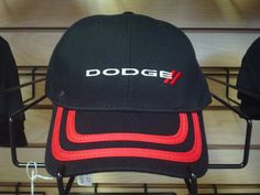 Dodge Hat...Come on in to Tucson Dodge at 4220 E 22nd St. SW Corner of 22nd & Columbus...or call 745-7915.