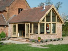 Sunroom | Oak Country Buildings of Warwickshire - high quality building and oak ...