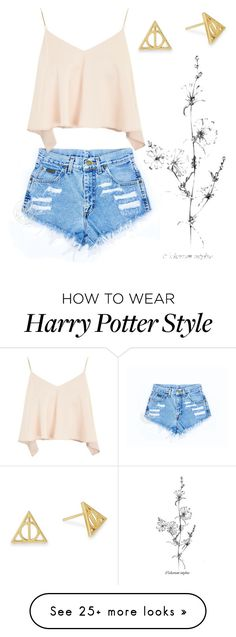 """Minimal"" by marianagrw on Polyvore featuring Alex and Ani and Topshop"