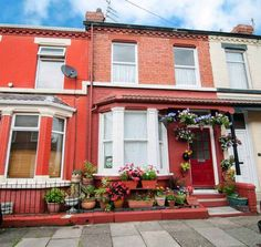 John Lennon's childhood home at 9 Newcastle Road, sold for £480,000 in October 2013