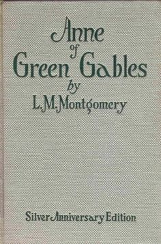 LOVE, LOVE, LOVE the Anne of Green Gables series by L.M. Montgomery! A must read for all young girls
