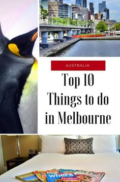 Melbourne Sightseeing: Top 10 Things to Do in Melbourne Australia