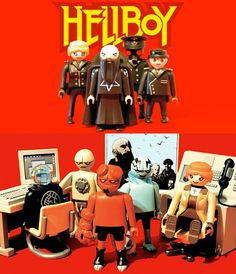 1000 images about playmobile lego on pinterest - Batman playmobil ...