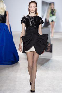 Giambattista Valli S/S 2014 - Dress - Haute Couture -/ Vestido - Alta Costura