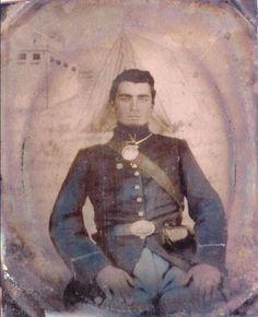 Joseph Yard Province, of Company I, 8th Regiment, Pennsylvania Volunteer Infantry. . Province is the G-G-Grandfather of Jamie Martin Munn.