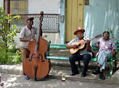 More Street Musicians - Cuba