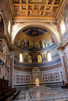 St John Latern Basilica, Rome, Italy. Photo by Dustin Bradshaw. www.dtbradshaw.blogspot.com