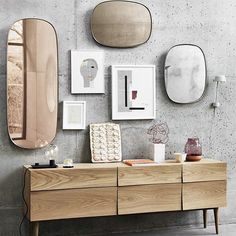 The @anderssenvoll collection of tinted mirrors for @muutodesign at the Salone Milan... Wow #interior #bespoke #interiordesign #design #home #homeinspo #renovation #decor #inspo #designer #interiordesigner #homedecor #minimal #Melbourne #minimalist #work #stylist #love #style  #livingroom #designporn  #architecturedesign #homedesign #architect  #architecture #interiordecorator #timber #decor  #stylist #architexture #follow by bespokedesigngroup http://discoverdmci.com