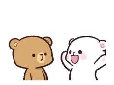 The perfect Cute Hug MilkAndMocha Animated GIF for your conversation. Discover and Share the best GIFs on Tenor. Cute Cartoon Images, Cute Couple Cartoon, Cute Love Cartoons, Cute Cartoon Wallpapers, Cute Love Pictures, Cute Love Gif, Calin Gif, Gif Mignon, Hug Cartoon