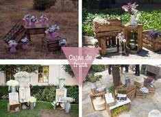 www.yourbox.bigcartel.com cajas fruta. boda. cajas de madera. decoración. wedding. wooden crates.