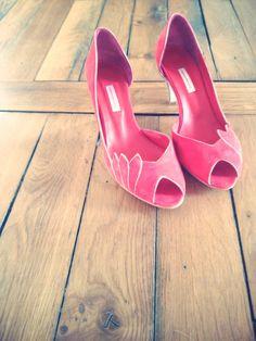 Élégance #Mariage #Chaussures #EclatdeReves
