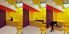 Prismatic Colours by Jean Verville Architecte | HomeDSGN