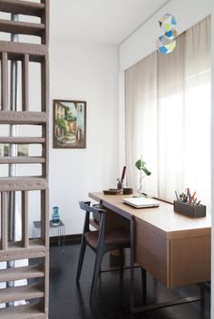 Home Office by Filipe Ramos Design  Apartment situated at Itaim Bibi neighbourhood in São Paulo, Brazil.