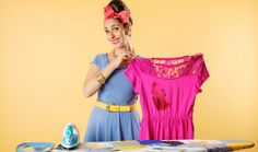 10 Questions For: Suzelle DIY   The authority on everything from 'how to change a plug' to 'how to peel a lot of potatoes', this Somerset West-based meisie quickly became a YouTube sensation thanks to her quirky online DIY video series.  http://www.capetownmagazine.com/10-questions/10-questions-for-suzelle-diy/201_22_19856