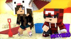 Minecraft: O MISTÉRIO #10 - BEBÊS NA PRAIA