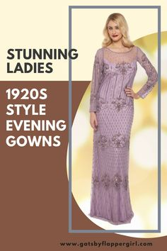 Looking for a stunning Evening Gown or Dress for your next 1920s party or Event? You will love all our Roaring 20s & Great Gatsby Style formal & Evening Gowns. Dress to impress! Great Gatsby Dresses, 20s Dresses, Great Gatsby Fashion, 20s Fashion, Formal Evening Dresses, Evening Gowns, 1920s Party, Gatsby Style, Roaring 20s