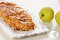 Strudel di mele senza glutine - paneamoreceliachia