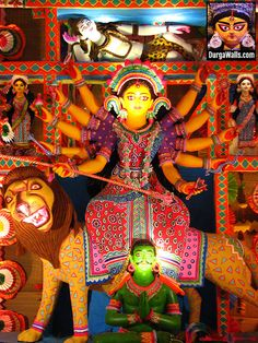 Hindusthan Park Durgapuja is a must see this year. The theme is a typical rural mela. Here are some pictures. Durga Ji, Durga Goddess, Navratri Special, Buddhists, Ganesha, Some Pictures, Indian Art, Goddesses, Blessings
