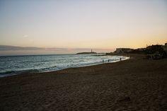 A long stretch of love (Los Caños de Meca)  #Beach #Cádiz   www.restaurantecastillejos.es