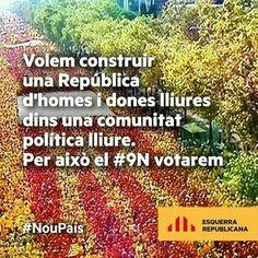 Visca Catalunya Lliure!!!!!