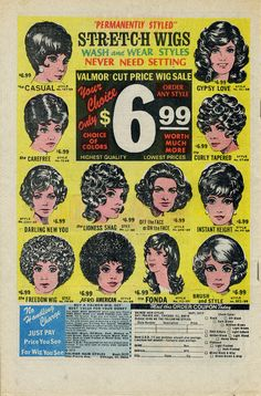 Vintage Advertisements, Vintage Ads, Vintage Black, Carl Sagan, Afro, Kissy Face, Floating Head, New Year Holidays, Old Ads