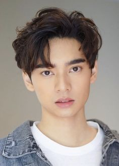 Korean Hairstyles Women, Korean Men Hairstyle, Cool Hairstyles For Men, Haircuts For Men, Wedding Hairstyles, Asian Hairstyles, Japanese Men Hairstyle, Japanese Hairstyles, Thai Prince